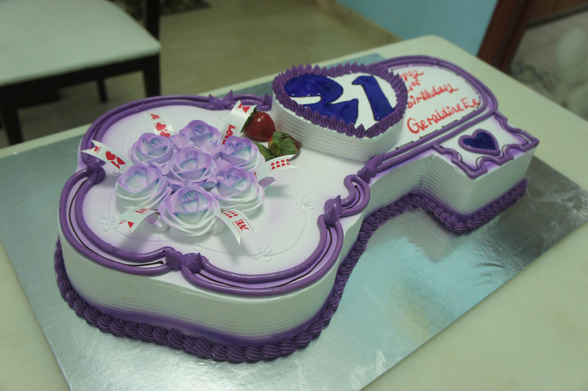 Key Cake Designs For 21st Birthday : dolls parfait prince ? Page 2