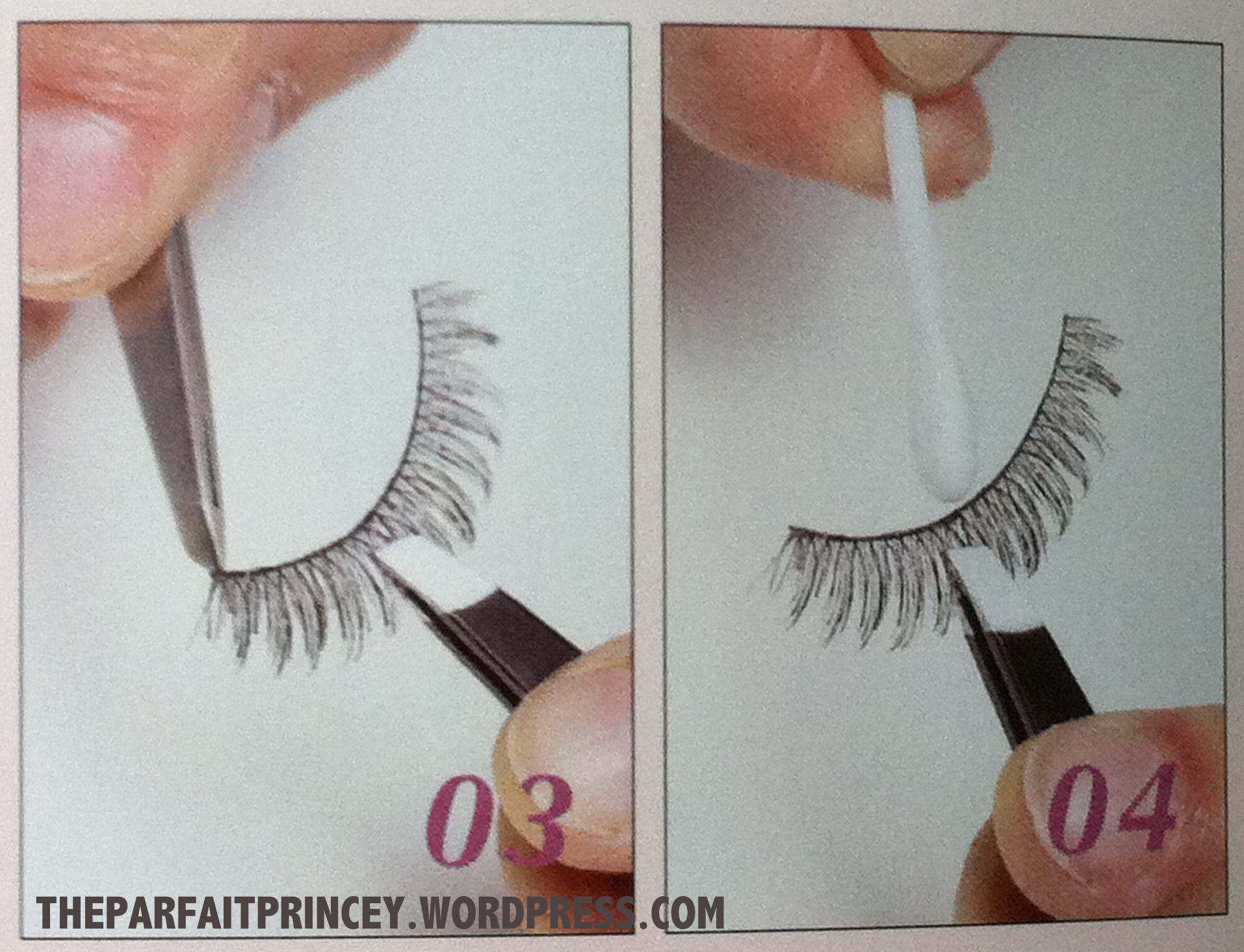 de5716315d2 HOW TO: Clean your false eyelashes! LASH CARE!   parfait prince ♔